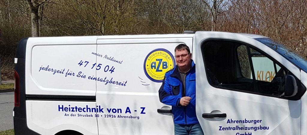 Peer Klimmek, Geschäftsführer © AZB